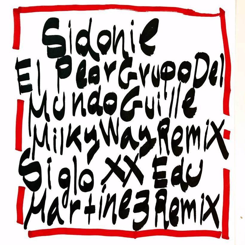 Sidonie - Siglo XX (Remix) 0