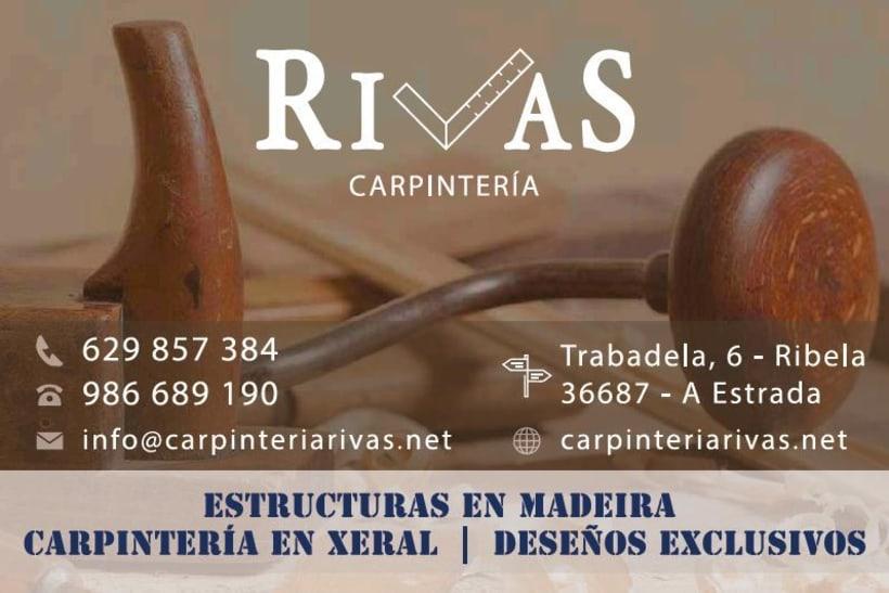 Carpintería Rivas 0