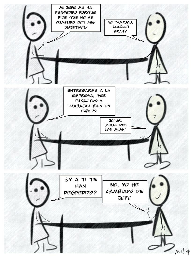 Viñetas de humor superdotado  2