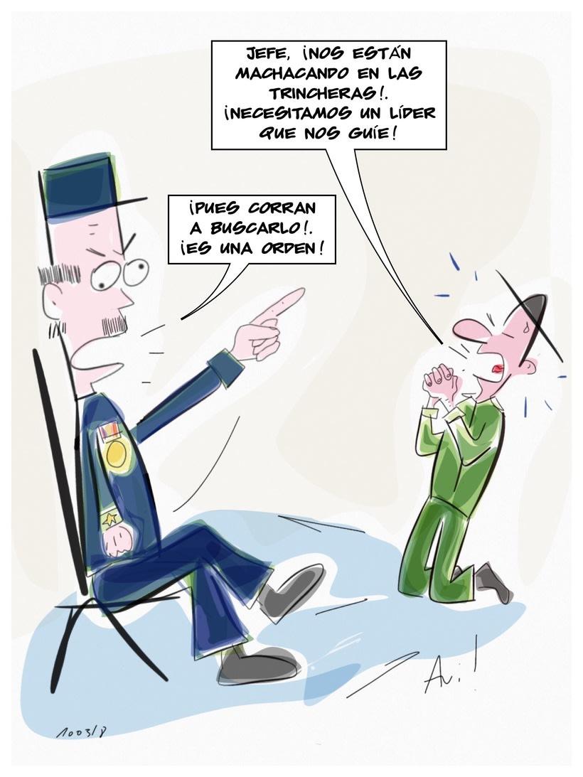Viñetas de humor superdotado  4