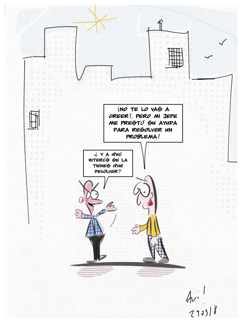 Viñetas de humor superdotado  11