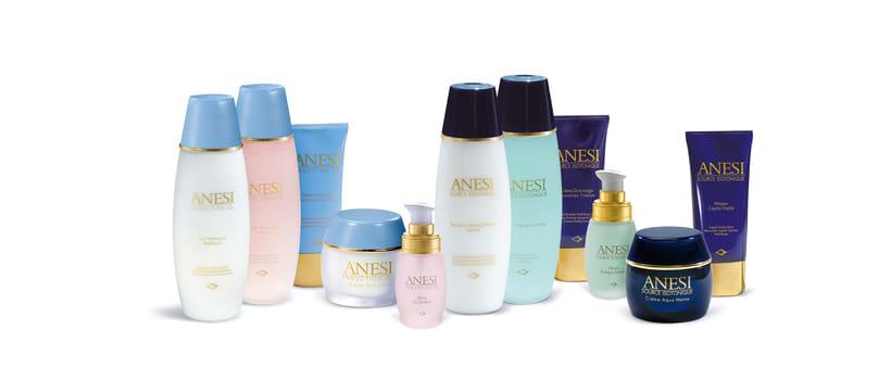 Bodegones de producto para catálogo de cosmética. 5