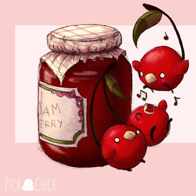 Cherry Bird Jam 1