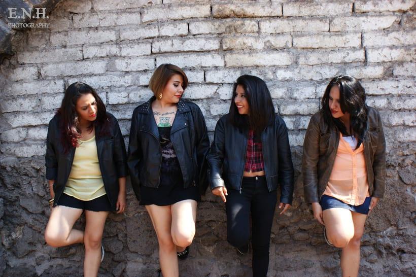 Photoshoot a banda musical 2
