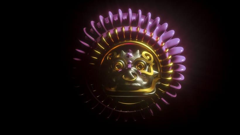 Diseño de personajes en Cinema 4D: del boceto a la impresión 3D 2