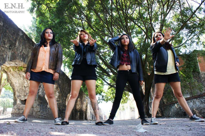 Photoshoot a banda musical 4