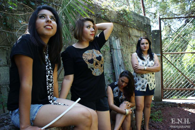 Photoshoot a banda musical 5