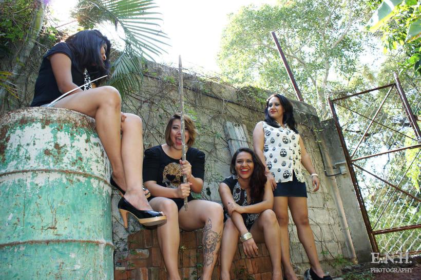 Photoshoot a banda musical 6