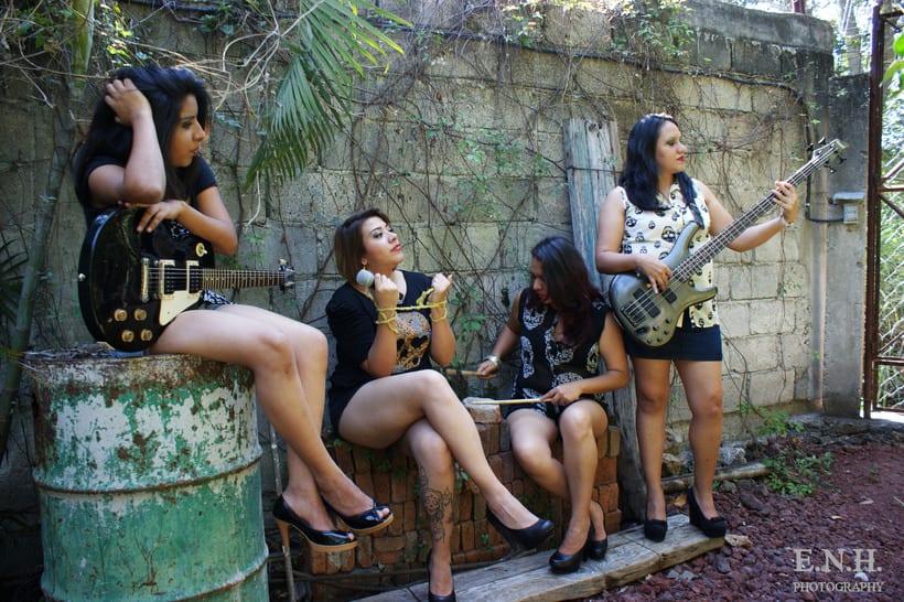 Photoshoot a banda musical 7