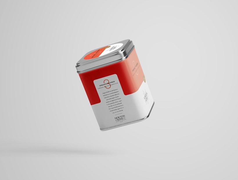 Newton&Sons Co. - Branding + Packaging 7