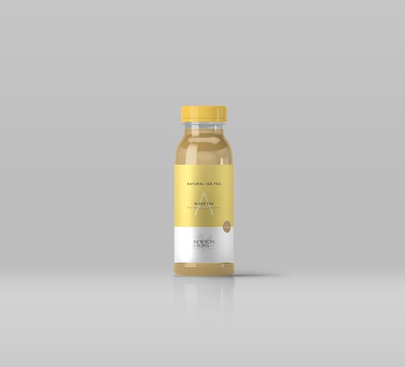 Newton&Sons Co. - Branding + Packaging 8