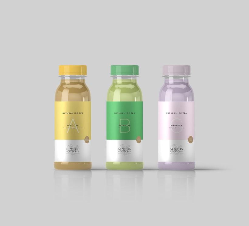 Newton&Sons Co. - Branding + Packaging 9