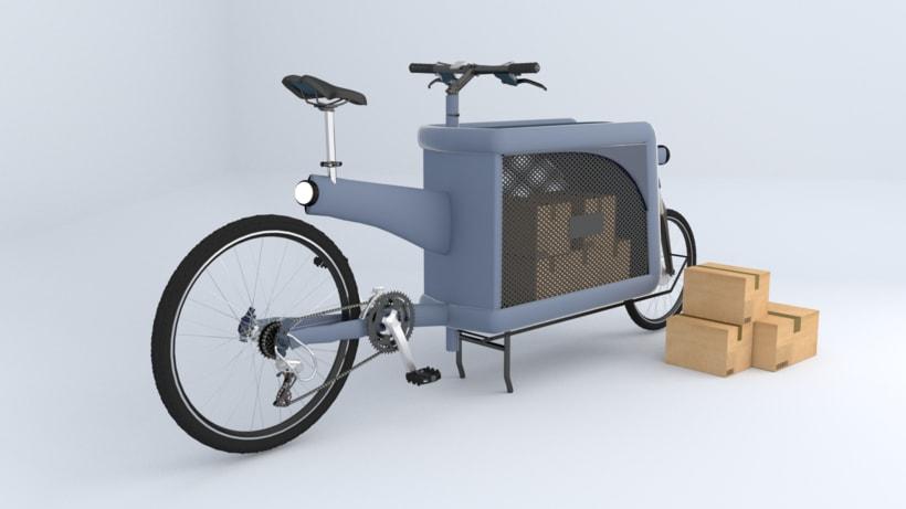 Diseño de una cargo bike 0