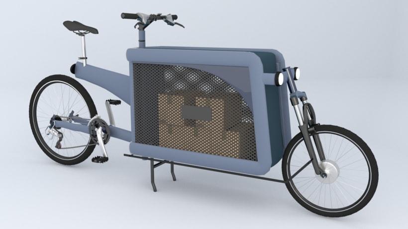 Diseño de una cargo bike 1
