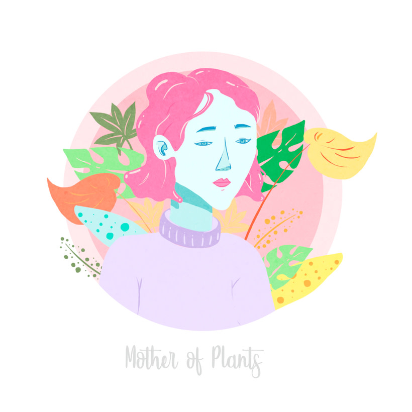 Mother of plants 1