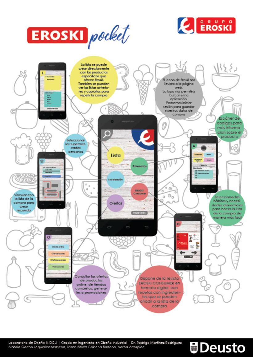 Eroski Pocket | Aplicación móvil para Eroski 0