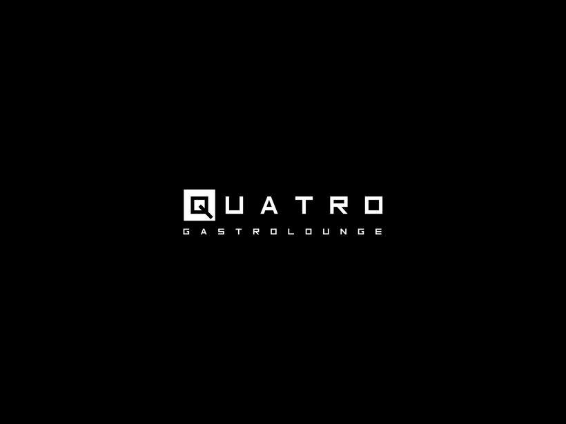 QUATRO. Branding 0