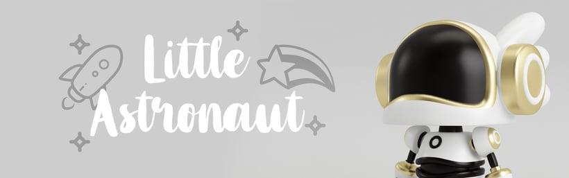 Little Astronaut 1