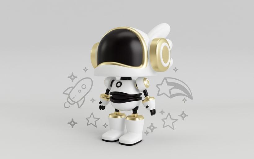 Little Astronaut 2
