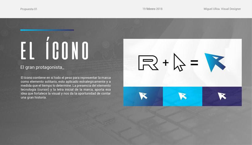 Rediseño de logo ROMSP 5
