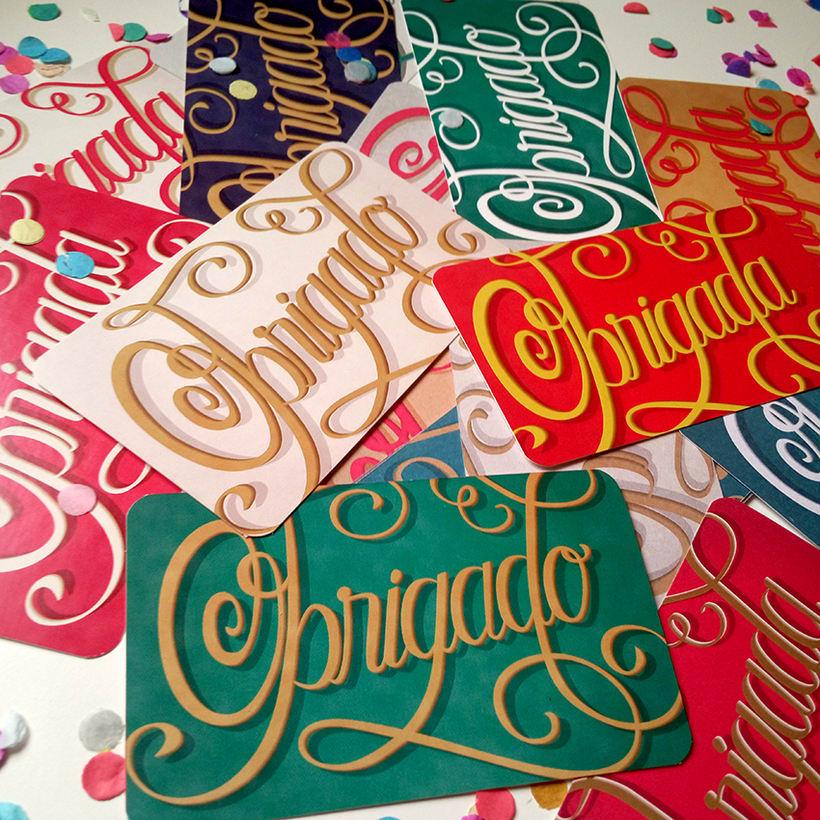 Mi Proyecto del curso: Los secretos dorados del lettering 1