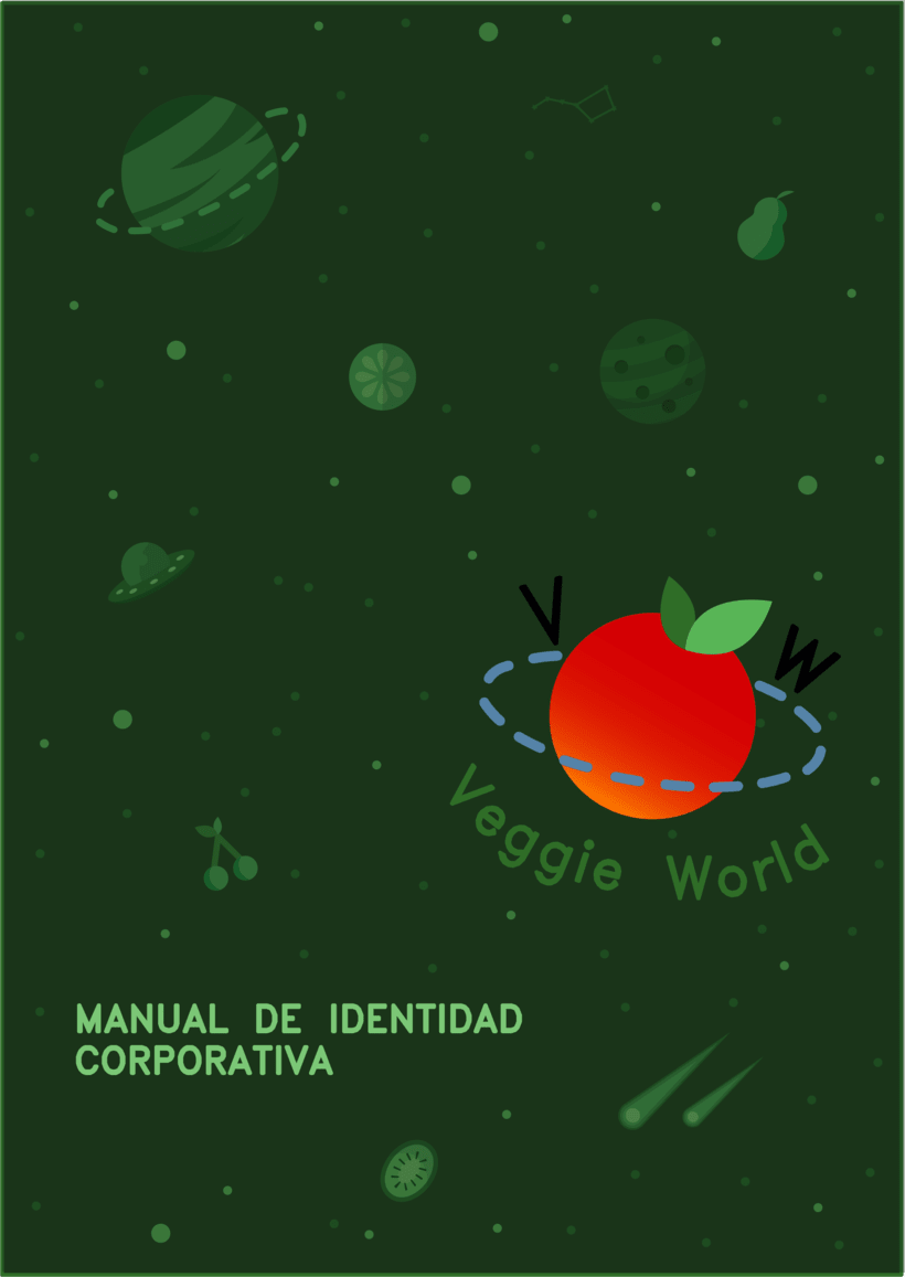 VEGGIE WORLD - Identidad Corporativa 1