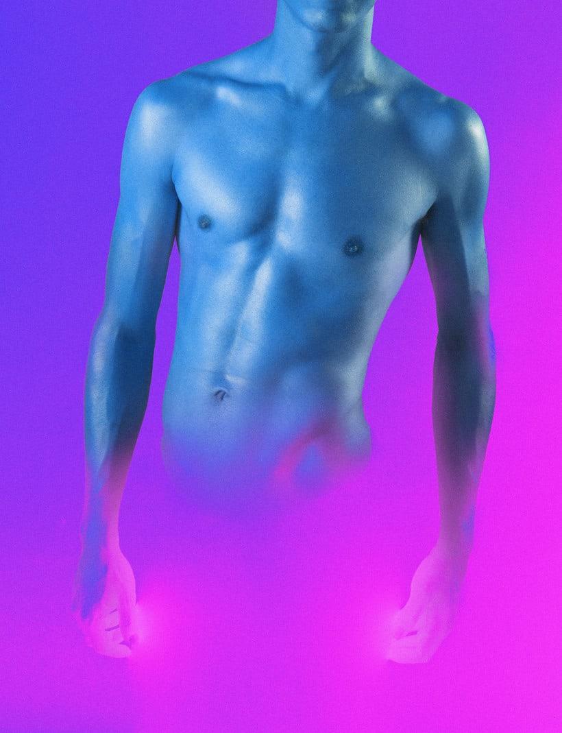 Galactic Blue Boy 0