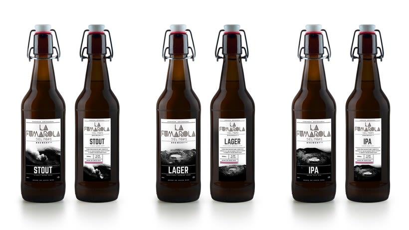 La Fumarola del Poas - Brewery Co. 2