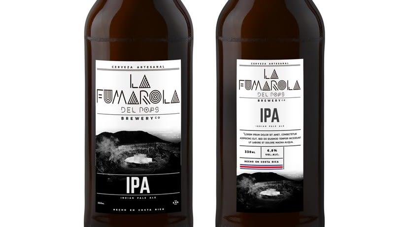 La Fumarola del Poas - Brewery Co. 5