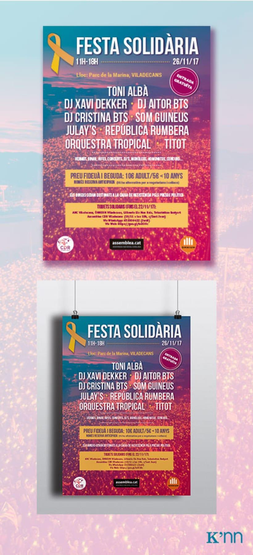 Festa Solidaria CDR Viladecans 0