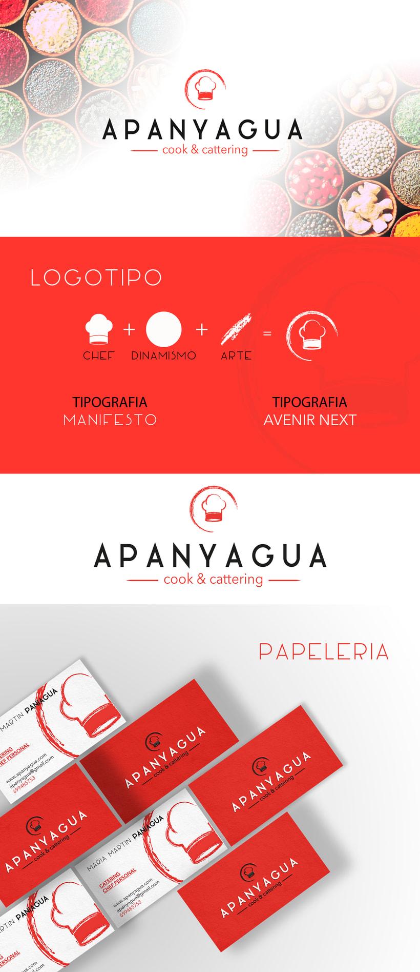 APANYAGUA -1