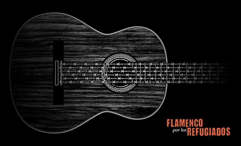 Flamenco por los Refugiados 4