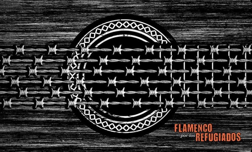 Flamenco por los Refugiados 5
