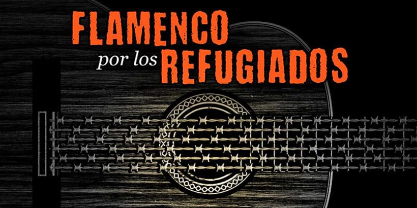 Flamenco por los Refugiados 0