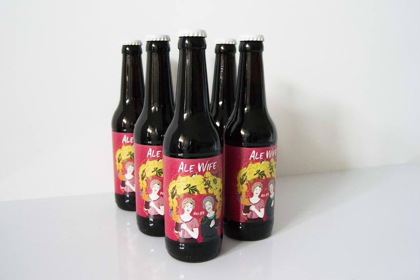Cervezas AleWife 0