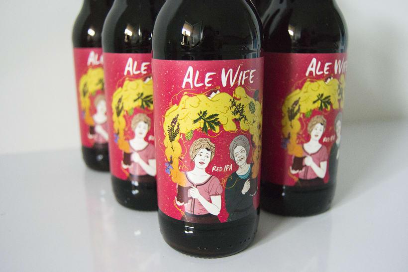 Cervezas AleWife 1