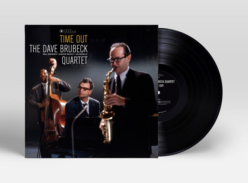 Dave Brubeck - Time Out -1