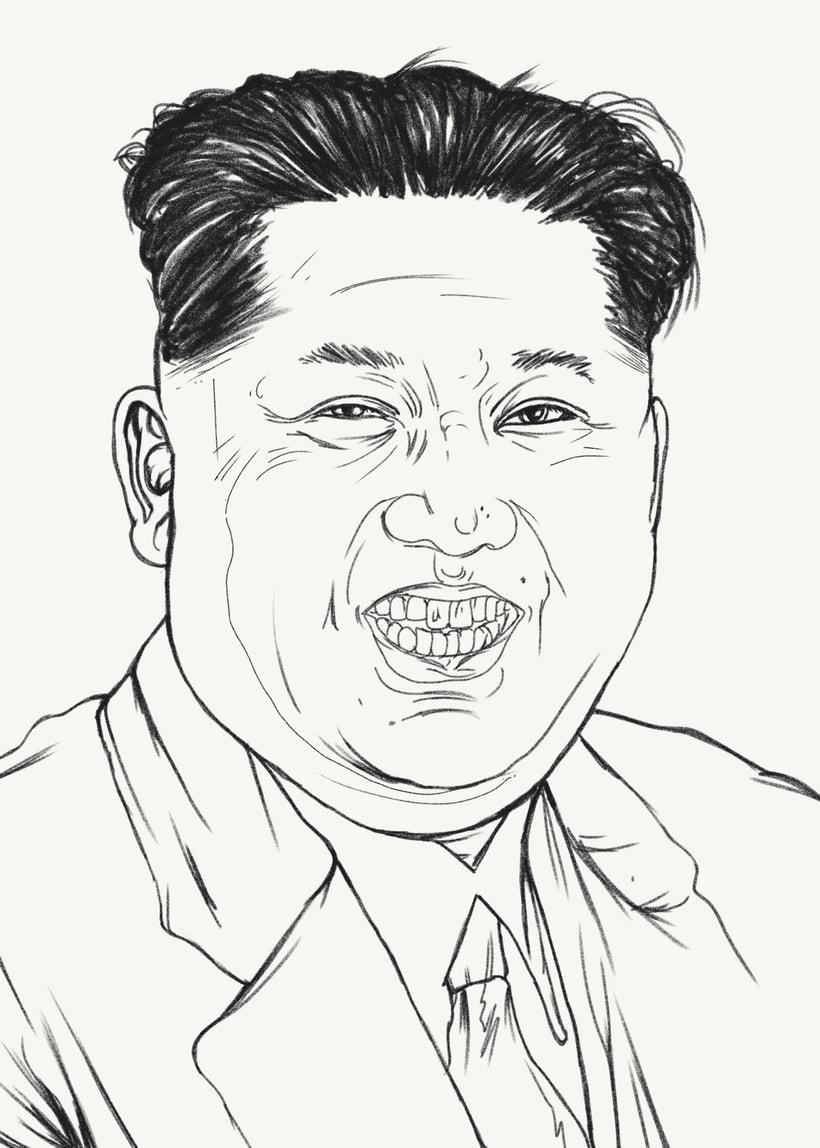 Kim Jong-un. Mi dictador favorito 0
