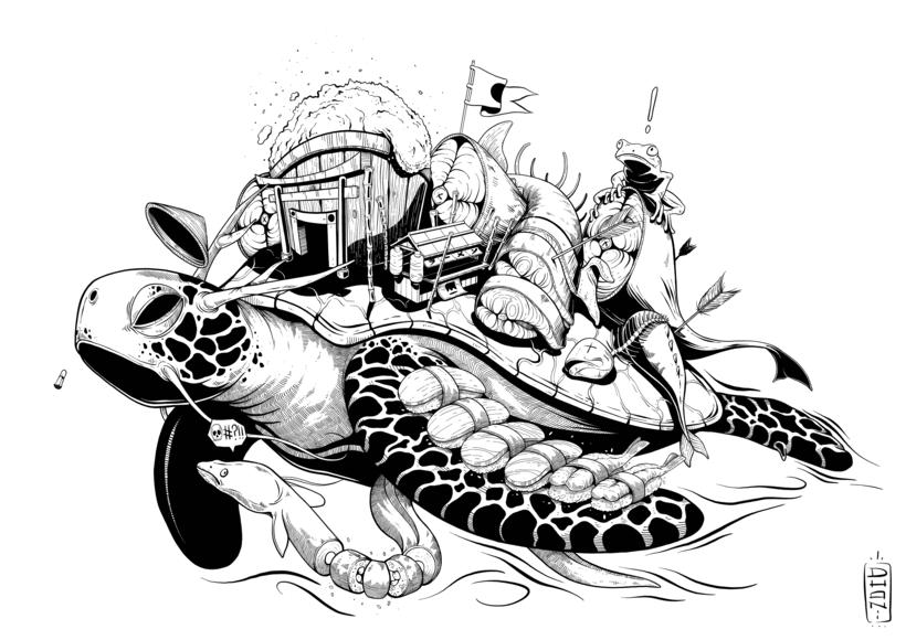 Sushi maker 4