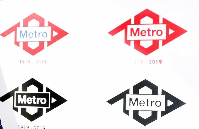 Nuevo logotipo Metro de Madrid 0
