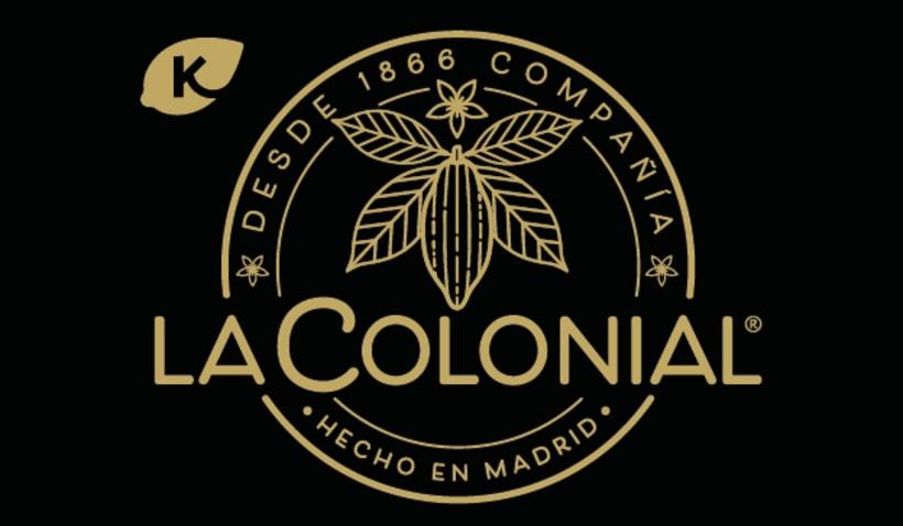 Cerveza de chocolate - La Colonial 0