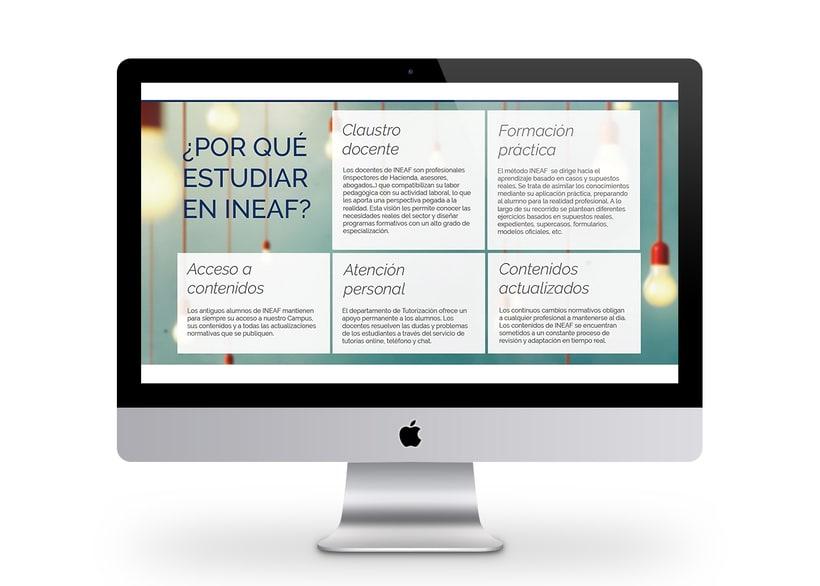 Web Instituto Europeo de Asesoría Fiscal 1