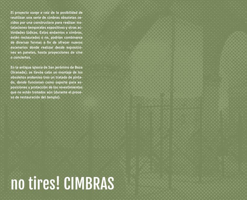 no tires! CIMBRAS -1