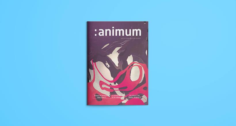 :animum Magazine #1 0