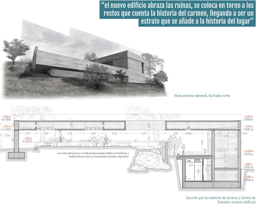 centro de estudios y arqueología en el Carmen de los Catalanes 4