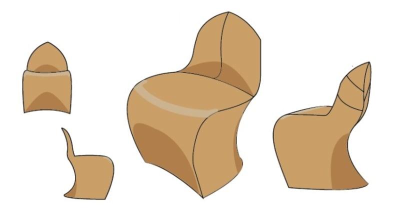 Concept cork chair -1