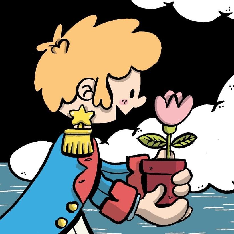 el principito / the little prince 7
