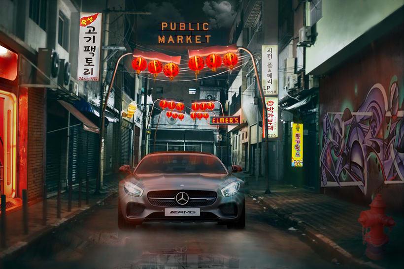 Mi Proyecto del curso: Secretos del fotomontaje y el retoque creativo - Chinese Alley 0