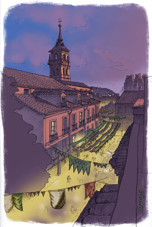 Mercado Medieval -1