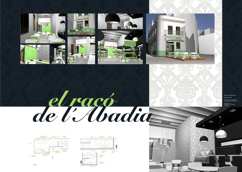 Proyecto final 2008. Interiorismo. 0